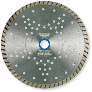 Disque diamant à sec CL/T Turbo-2 230x22,2